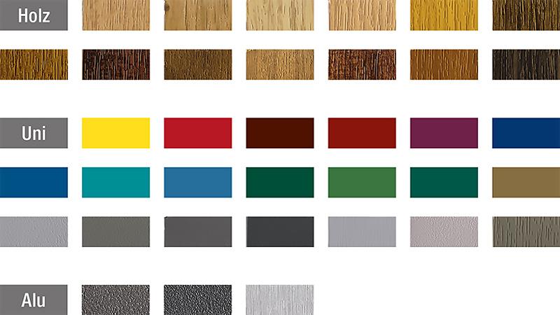 rehau geneo haust ren farben m belhaus becker gmbh bakum. Black Bedroom Furniture Sets. Home Design Ideas